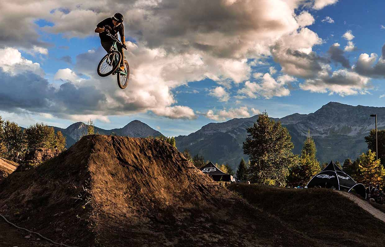 Dirt Jumping — отдых не для всех.